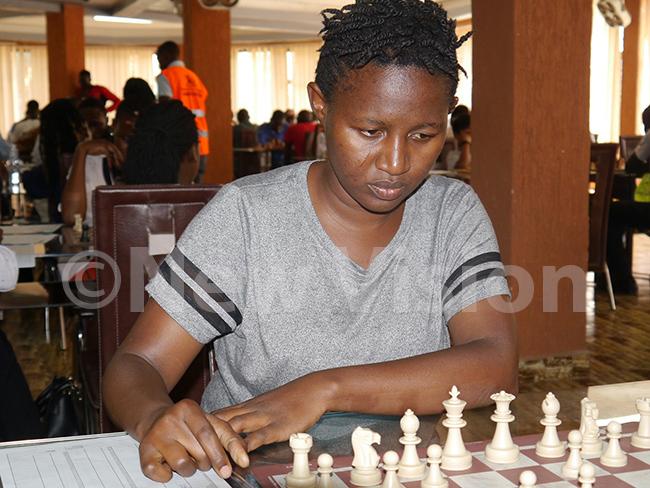 hristine amaganda plans to make a move hoto by avid amunyala