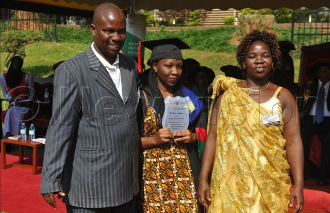 tudents who excelled walked away with special awards
