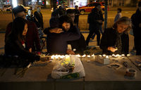 Van plows into Toronto crowd in 'deliberate' act, leaving 10 dead