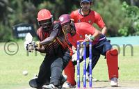 Otwani's brutal half ton and Waiswa's ball work earn Uganda dream start