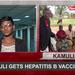 Around Uganda; Kamuli gets hepatitis B vaccines