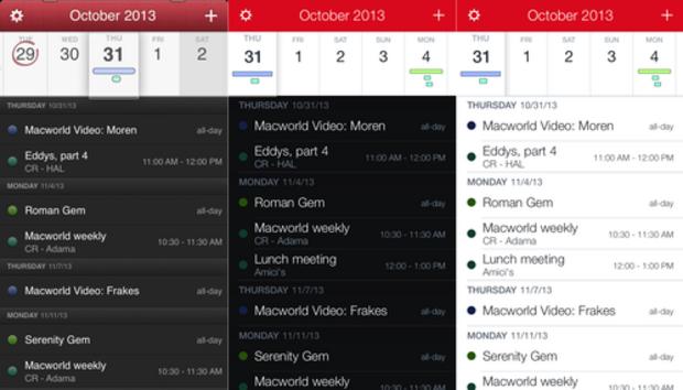Fantastical 2 for iPhone: Calendar app gets more fantastic