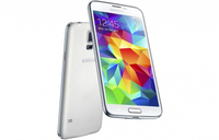 Samsung launches Galaxy S5 smartphone