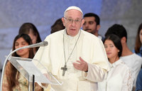 Sexual abuse can no longer be tolerated, says Pope