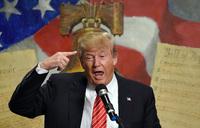 Trump dismisses 'ridiculous' court ruling suspending travel ban
