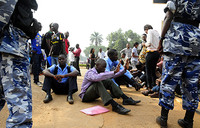 Alupo calls for calm as Kyambogo students fail to graduate
