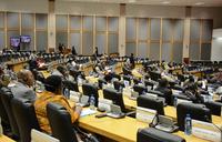 New Pan African Parliament legislators to be sworn in