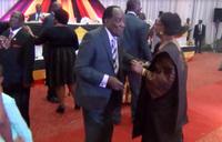 Kiggundu ends tenure with a smile, dance