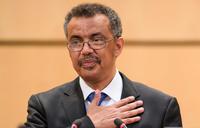 Ethiopia's Tedros elected new WHO chief