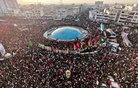 Mourners pack Tehran to grieve Iran general Soleimani