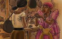 Witchcraft: Things women do to keep their men