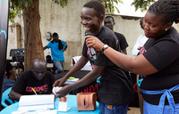HIV campaign tackles sex taboos in S.Sudan