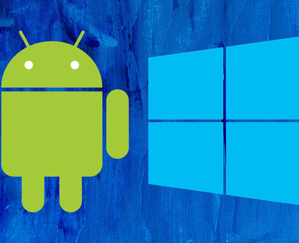 10 ways Android and Windows 10 can work well together