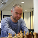 German chess master Thomas Luther in Uganda