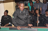 Pool star Namuyanja looking to improve her form