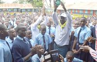 Kamuli schools win national sanitation, environment quiz awards