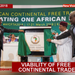 The Handshake: Viability of free continental trade