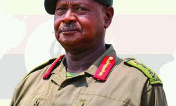 Museveni on securitya 350x210