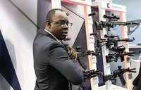 Guns and smiles: Russia flaunts firepower at Africa summit
