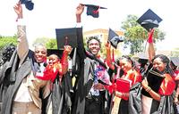 Nkumba marks silver jubilee