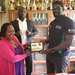 Nyago honoured by rugby fraternity