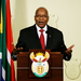 South Africa's Zuma in court on April 6 on graft charges