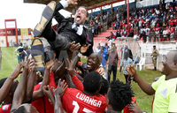 Drama at Lugogo: Vipers forced to wait on celebrations