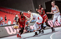 Tashobya optimistic about Uganda's 3x3 basketball prospects