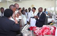 MPs laud KCCA's Kiruddu Hospital
