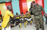 First son Muhoozi excites Cranes camp