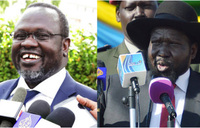 Heavy fighting in South Sudan amid sanctions warnings