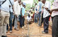 Farmers get irrigation tips
