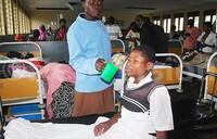 Lightning injures 30 students in Iganga