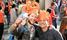 Netherlands turns orange to celebrate King's Day
