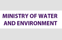 Tender notice from Ministry of Water