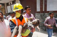 Wall collapse kills 24 at Indian wedding