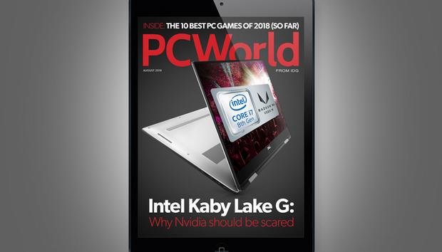 PCWorld's August Digital Magazine: Intel Kaby Lake G review