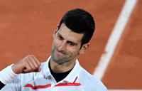 Djokovic advances to 10th French Open semi-final