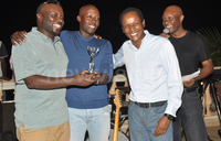 Agaba tops 'Well Out' match play golf championships