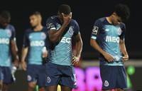 Portuguese league returns as Porto suffer surprise defeat