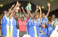 City Oilers win fifth basketball title