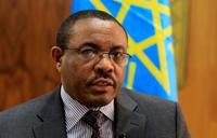 Ethiopian prime minister resigns
