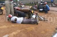 Bobi Wine to blame for dispersed rally - Police
