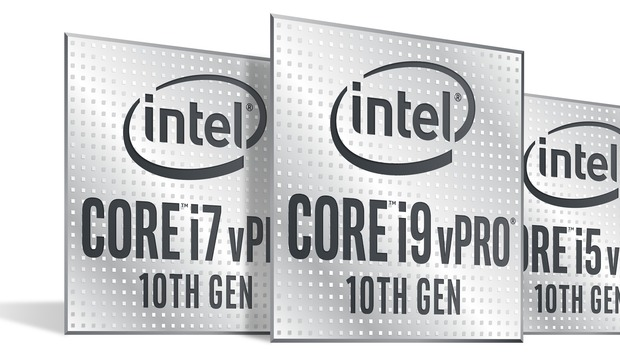 Intel's faster 10th-gen vPro processors batten down the hatches of business PCs