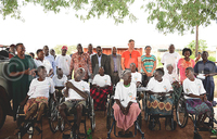 Omoro appeals to partners on nodding disease victims