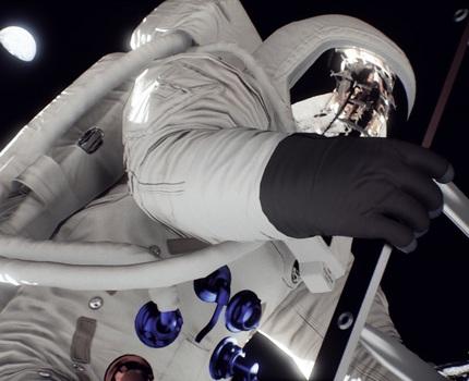 Nvidia models the Apollo 11 moon landing using real-time ray tracing