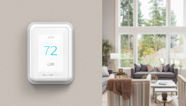 Honeywell Home T-Series smart thermostats from Resideo feature room-monitoring sensors