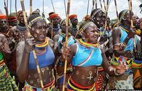 A vibrant Karamoja Cultural Festival in pictures