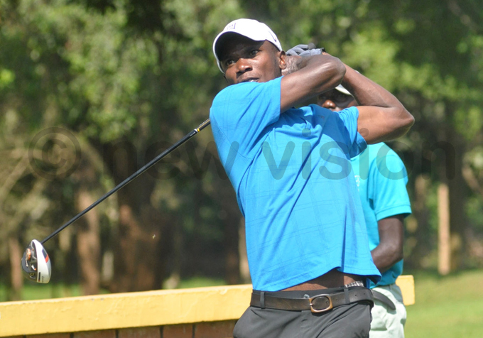 ussein agalana is making his debut as a pro in the ganda pen hoto by ichael subuga