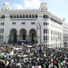Algerian students back on the streets despite police deployment